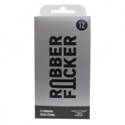 Mister B RubberFucker Condoms 12 db