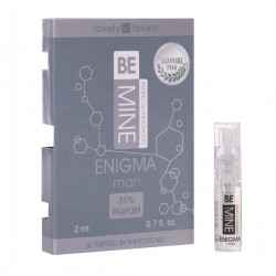Lovely Lovers BeMine Enigma Pheromone Parfum Man 2ml