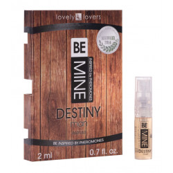 Lovely Lovers BeMine Destiny Pheromone Parfum Man 2ml