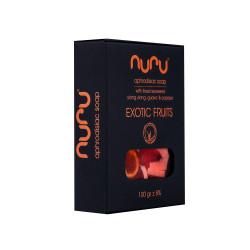 Nuru Soap Exotic Fruits 100g