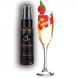 Voulez-Vous... Stimulating Gel Strawberry Champagne 35ml