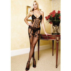 Leg Avenue Sheer Bodystocking 8472