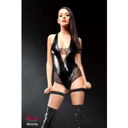 Demoniq Claudia Női Erotikus szett Fekete