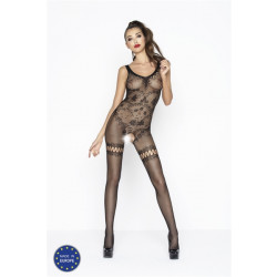 Passion Bodystocking BS045 Fekete