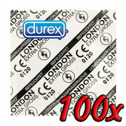 Durex London Extra Large 100 db