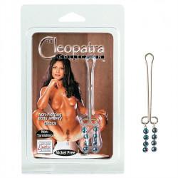 Cleopatra Clit Pearl Metalic - klitorisz ékszer