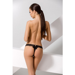 Passion Naja Thong Black