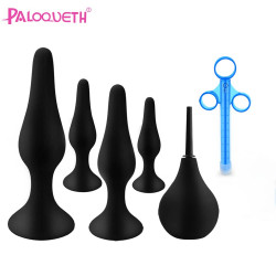 Paloqueth Butt Anal Plug Set