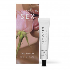 Bijoux Indiscrets Slow Sex Oral Sex Balm 10ml