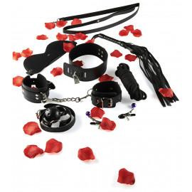 ToyJoy Amazing Bondage Sex Toy Kit Black