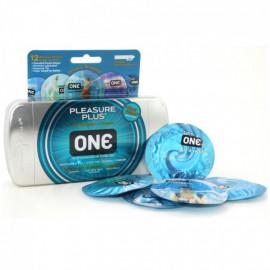 ONE Pleasure Plus 12 pack