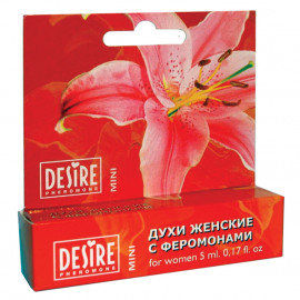 Desire Pheromone Mini For Women 5ml