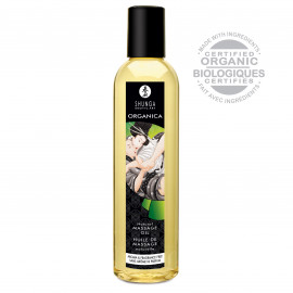 Shunga Toko Organica Massage Oil Natural 250ml