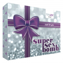 ToyJoy Super Sex Bomb Lila