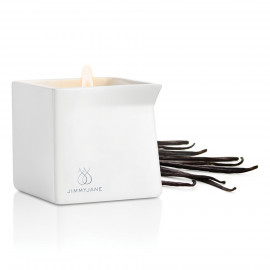 Jimmyjane Afterglow Candle Dark Vanilla 128g