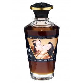 Shunga Aphrodisiac Warming Oil Creamy Love Latte 100ml