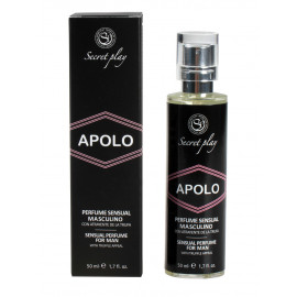 Secret Play Pheromone Sensual Perfume for Men Apolo 50ml