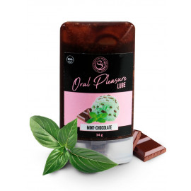 Secret Play Oral Pleasure Lube Mint Chocolate 34g