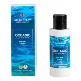 Secret Play Oceanic Lubricant  Wakame & Nori 100ml