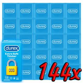 Durex Extra Safe 144 db