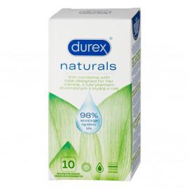 Durex Naturals 10 pack