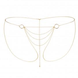 Bijoux Indiscrets Magnifique Bikini Chain 0270 Arany