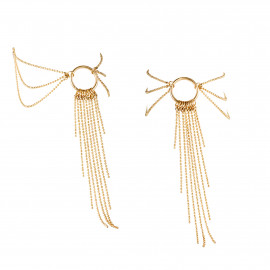 Bijoux Indiscrets Magnifique Feet Chain 0272 Arany