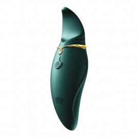 Zalo Hero Clitoral PulseWave Vibrator Jewel Green