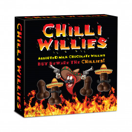 Spencer & Fleetwood Chocolate Chilli Willies