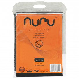 Nuru PVC Bedsheet 180x220cm