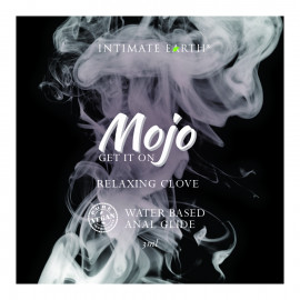 Intimate Earth Mojo Waterbased Anal Relaxing Glide 3ml