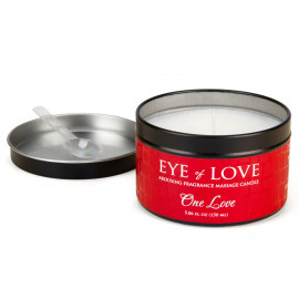 Eye of Love Pheromone Massage Candle for Women-One Love 150ml