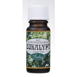 Saloos 100% Természetes esszenciális olaj Eukaliptusz 10ml
