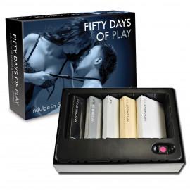 Creative Conceptions Fifty Days of Play EN - Erotikus játék angol verzió