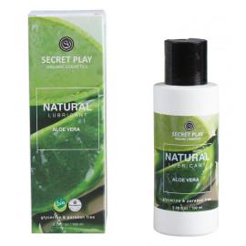 Secret Play Natural Lubricant Aloe Vera 100ml