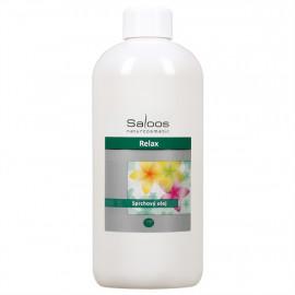 Saloos Tusoló olaj - Relax 250ml