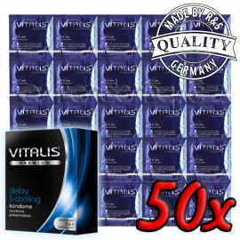 Vitalis Premium Delay & Cooling 50 db