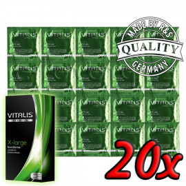 Vitalis Premium X-large 20 db