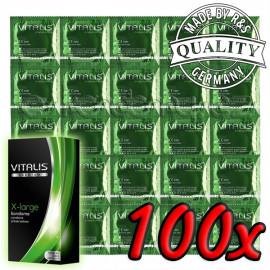 Vitalis Premium X-large 100 db