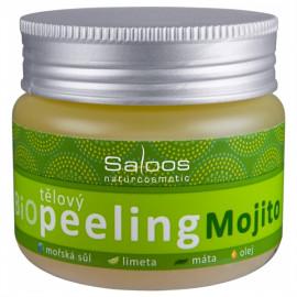 Saloos Bio testszínű peeling - Mojito 140ml