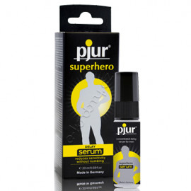 Pjur superhero Concentrated Delay Serum 20ml