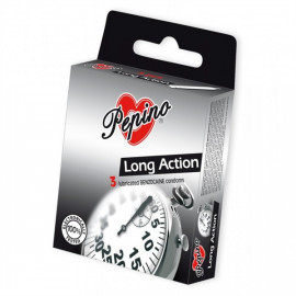 Pepino Long Action 3 db