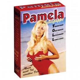 Pamela Doll - felfújható baba