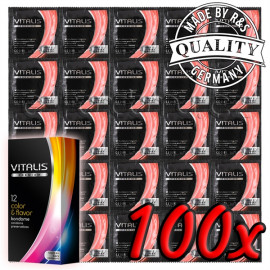 Vitalis Premium Strawberry 100 db