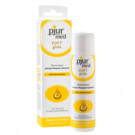 Pjur med Soft Glide 100ml