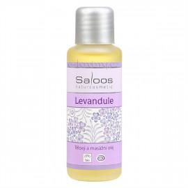 Saloos Levendula - Bio test és masszázs olaj 50ml