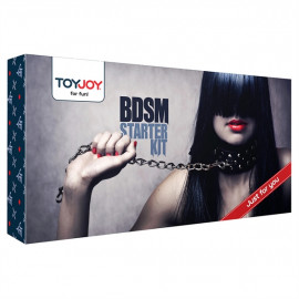 ToyJoy BDSM Starter Kit - BDSM szett