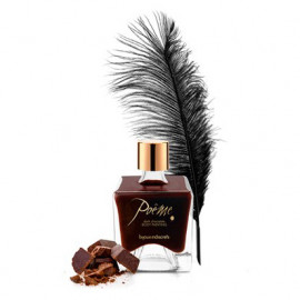 Bijoux Indiscrets Poeme Dark Chocolate 50ml