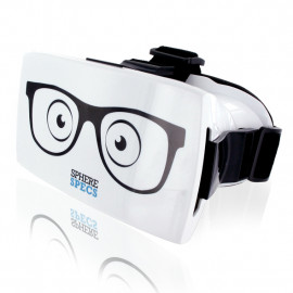 SphereSpecs Virtual Reality Headset 3D-360