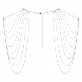 Bijoux Indiscrets Magnifique Shoulder Jewelry Ezüst